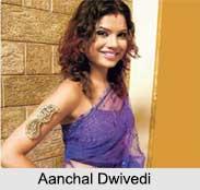 Aanchal Dwivedi, Indian TV Actress, Indian Television