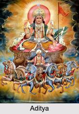 Aditya, the sun