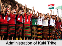 Administration of Kuki Tribes, Kuki Tribes of Manipur