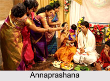 Annaprashana, Hindu Ceremony