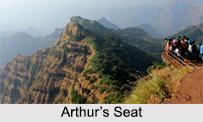 Arthur's Seat, Mahabaleshwar, Maharashtra