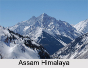 Assam Himalaya, Indian Himalayan Regions, Indian Mountains