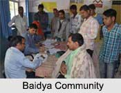 Baidya Community, Kshatriya Caste, Indian Community