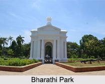 Bharathi Park, Puducherry