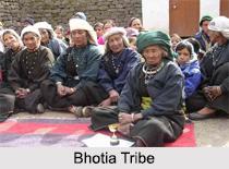 Bhotia Tribe, Tribes of Uttar Pradesh