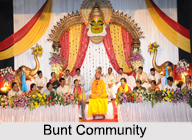 Bunt Community, Sudras, Indian Community