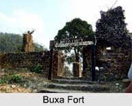 Buxa Fort, West Bengal