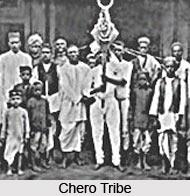 Chero Tribe, Tribes of Uttar Pradesh
