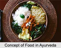 Concept of Food in Ayurveda