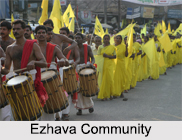 Ezhava Community, Indian Community