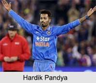 Hardik Pandya, Indian Cricket Players