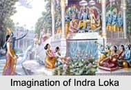 Indra Loka, Celestial World, Hinduism