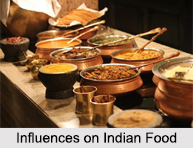 Influences on Indian Food
