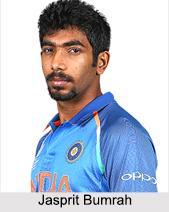 Jasprit Bumrah, Indian Cricket Players