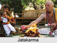 Jatakarma, Hindu Ceremony