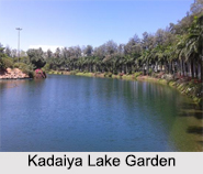 Kadaiya Lake Garden, Daman and Diu