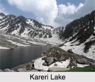 Kareri Lake, Himachal Pradesh