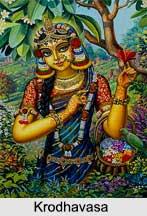 Krodhavasa, Daughter of Daksha
