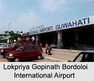 Lokpriya Gopinath Bordoloi International Airport, Indian Airports