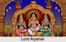 Lord Aiyanar, Hindu God