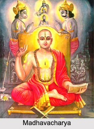 Madhavacharya, Indian Saint