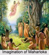 Maharloka, Celestial World, Hinduism