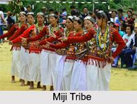 Miji Tribe, Tribes of Arunachal Pradesh