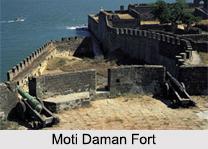 Moti Daman Fort, Daman and Diu