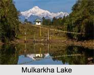Mulkarkha Lake, West Bengal