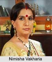 Nimisha Vakharia, Indian Television, Indian TV Actresses