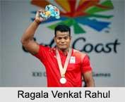 Ragala Venkat Rahul, Indian Weightlifter