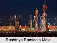 Rashtriya Ramleela Mela, Madhya Pradesh, Indian Regional Festivals
