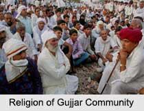 Religion of Gujjar Community