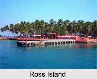 Ross Island, Andaman and Nicobar Island