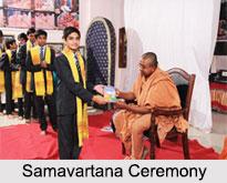 Samavartana, Hindu Ceremony