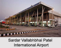 Sardar Vallabhbhai Patel International Airport, Indian Airports