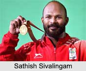 Sathish Sivalingam, Indian Weightlifter