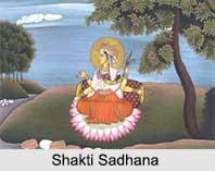 Shakti Sadhana, Tantric Practice