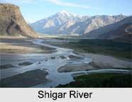 Shigar, Indian River