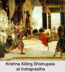 Shishupala Vadha, Sanskrit Epic Poem