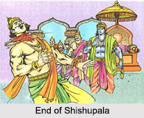 Shishupala, Son of Damaghosha, Mythical Character