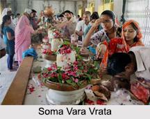 Soma Vara Vrata, Hindu Vrata