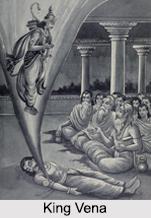 Vena, Indian King