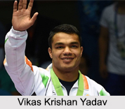 Vikas Krishan Yadav, Indian Boxer