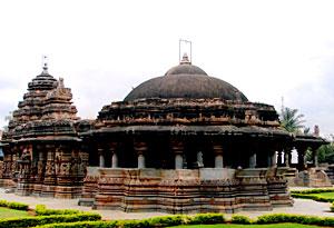 Sculpture Of Ishvara Temple, Arasikere, Hoysala Sculpture