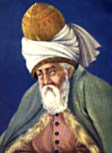 Jalaludin Rumi, Classical Sufi Author