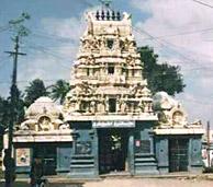 Kachi Metrali temple