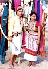 Jamatia Tribe, Tripura