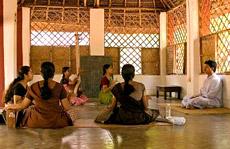 Teaching of Kalakshetra, Chennai