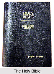 Bible, Sacred Scripture of Christianity